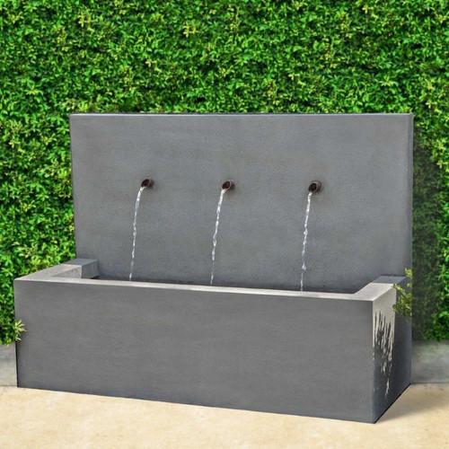 Long Beach Modern Wall Fountain