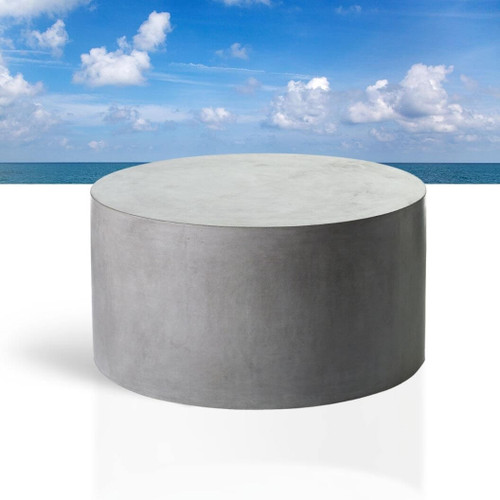 Concrete LIghtweight table