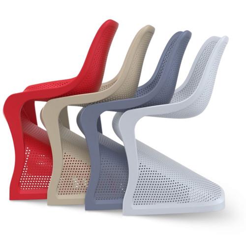 Pantoni Dining Chairs nesting