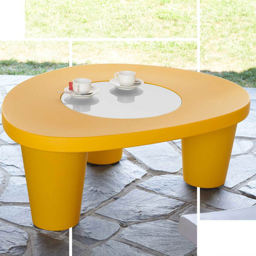Low Lita Coffee Table by SLIDE