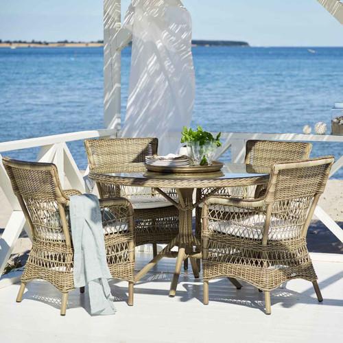 Grace Dining Table on beach