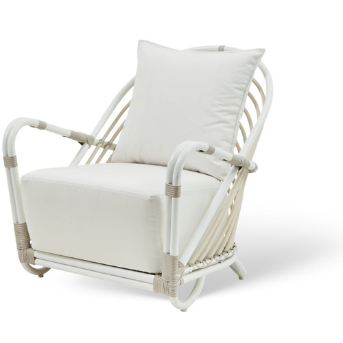 Dove White Charlottenborg Exterior Chair