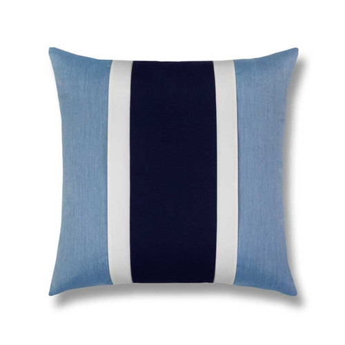 Nevis Pillow Front with Sunbrella