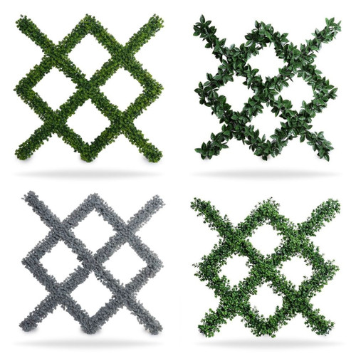 4 trellis plant options