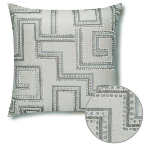 Maze Pillow by Elaine Smith