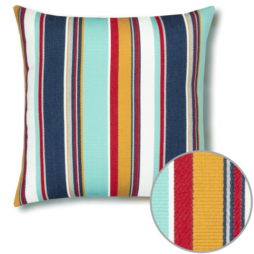 Sicily Stripe Pillow
