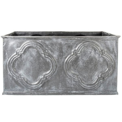Hampton Jumbo Trough Planter Double