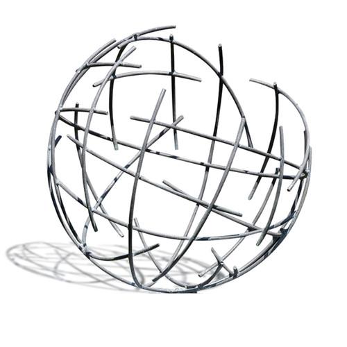 Nest Sculpture Element Design