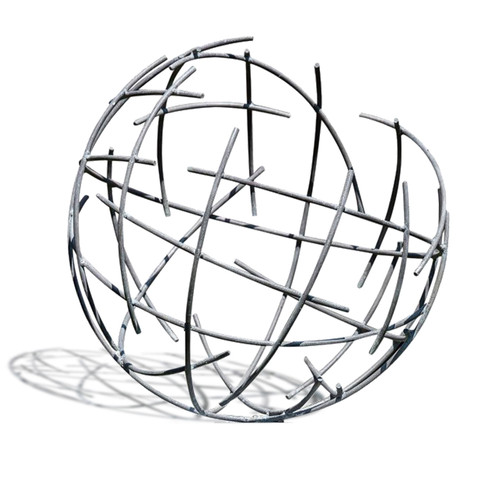 Nest Sculpture Element Design