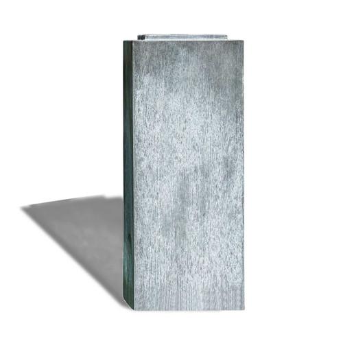 zinc art pedestal