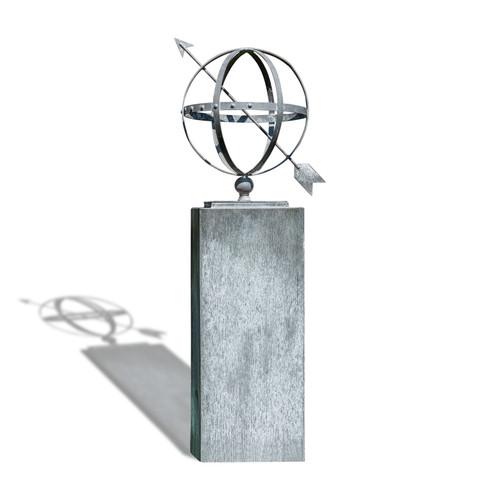 Zinc Astrolabe by Campania