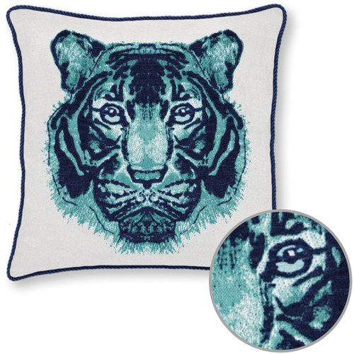 Bengal midnight Corded pillow