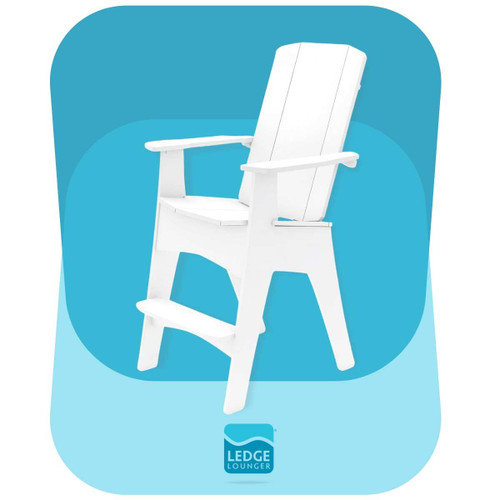 Ledge Lounger Adirondack Tall Chair