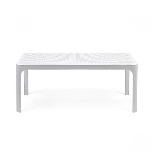 NET Coffee Table in White