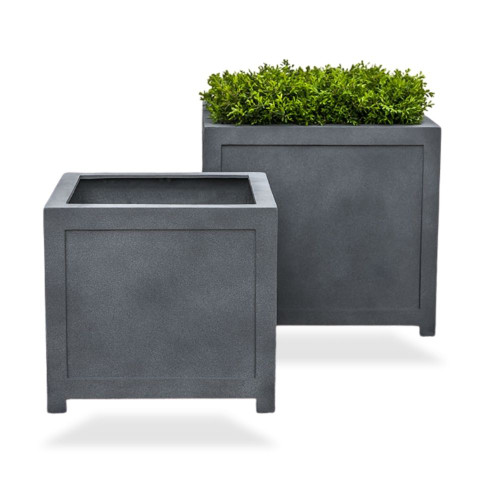 Onyx Lite Oxford Square Planter