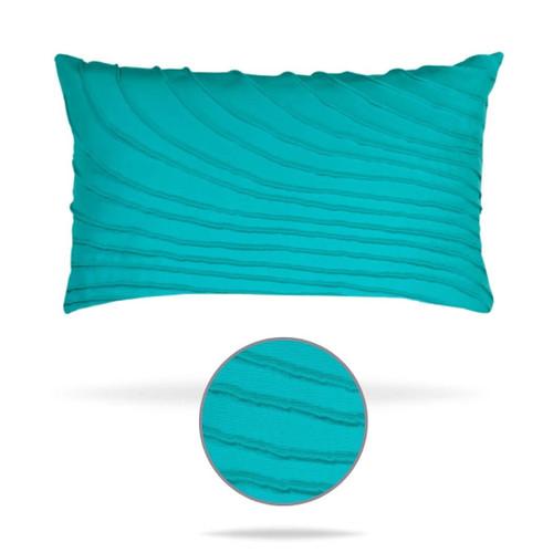 Tidal Aruba Lumbar Pillow Detail