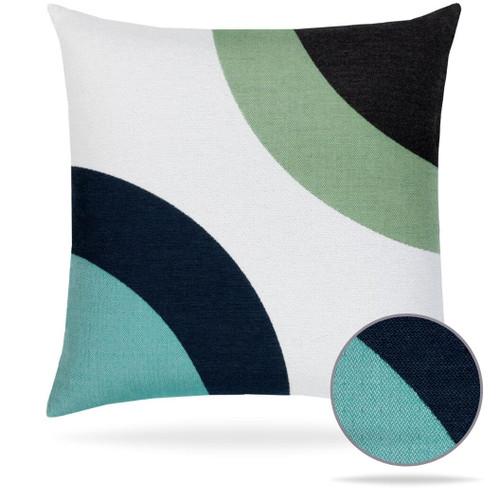 Encircle Nature Pillow Front