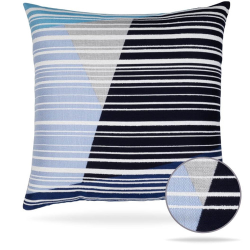 Calibration Azure Pillow Front