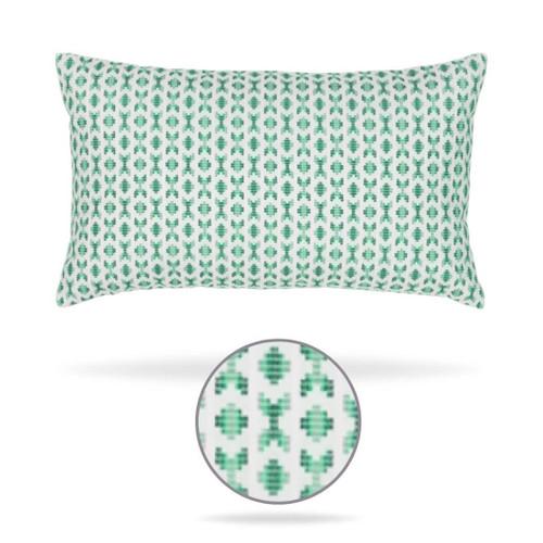 Alcazar Pillow Front