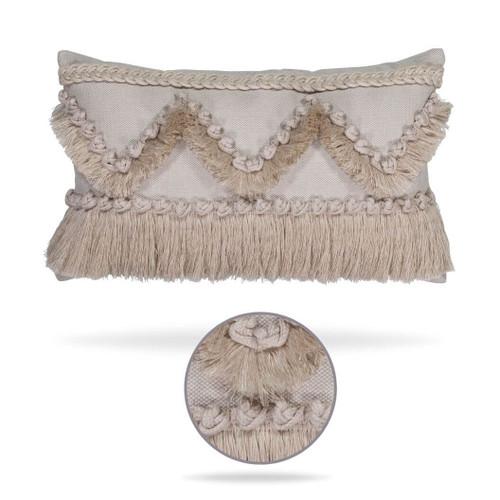 Tavarua Linen Pillow Front
