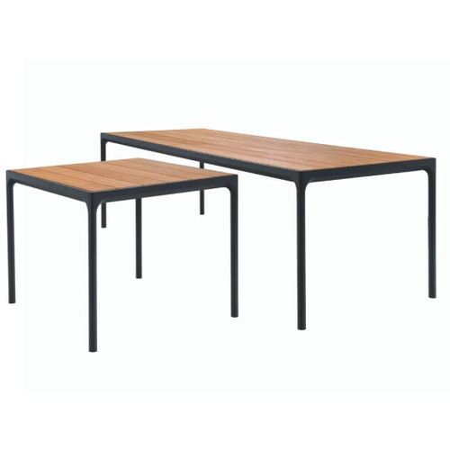 Houe Four Bamboo Top Table