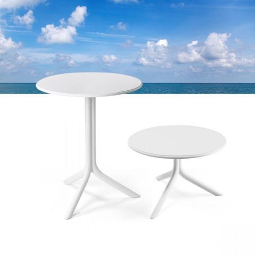 Spritz Bianco White Table