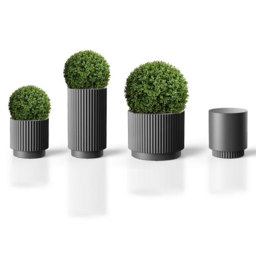 Ripple Planter Sizes