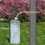zinc pedestal element