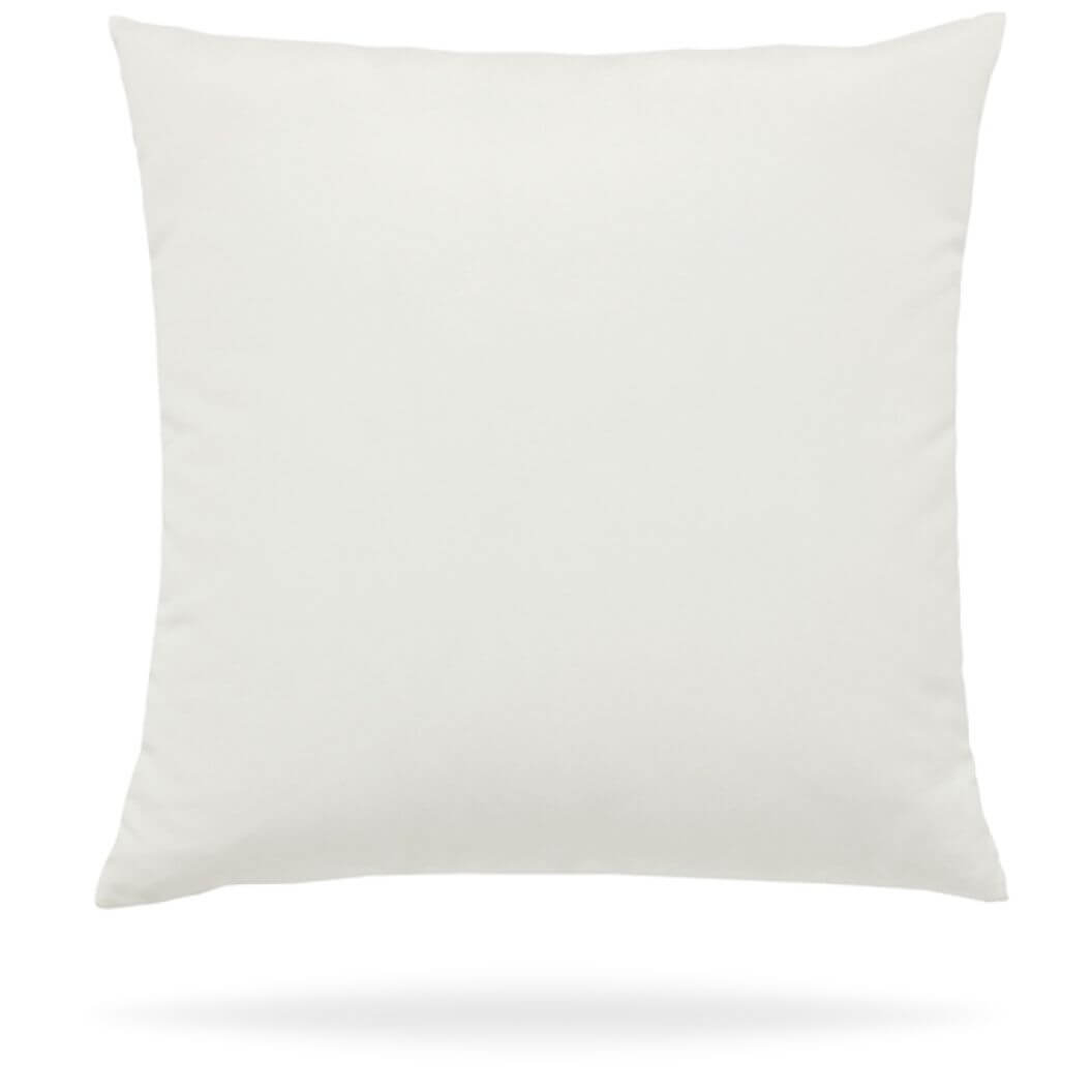 Rear Side of Pillow