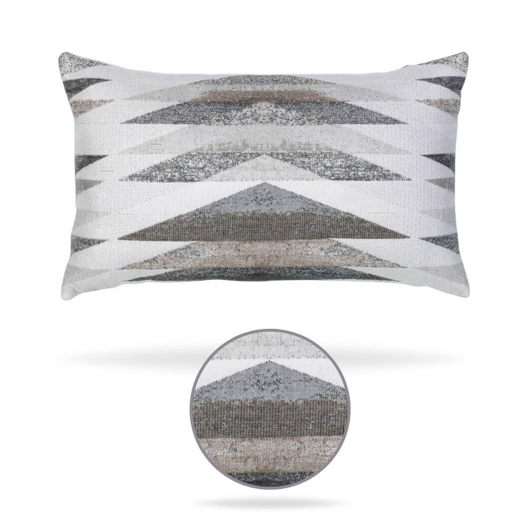 19d3-symmetry-grigio-lumbar outdoor pillow
