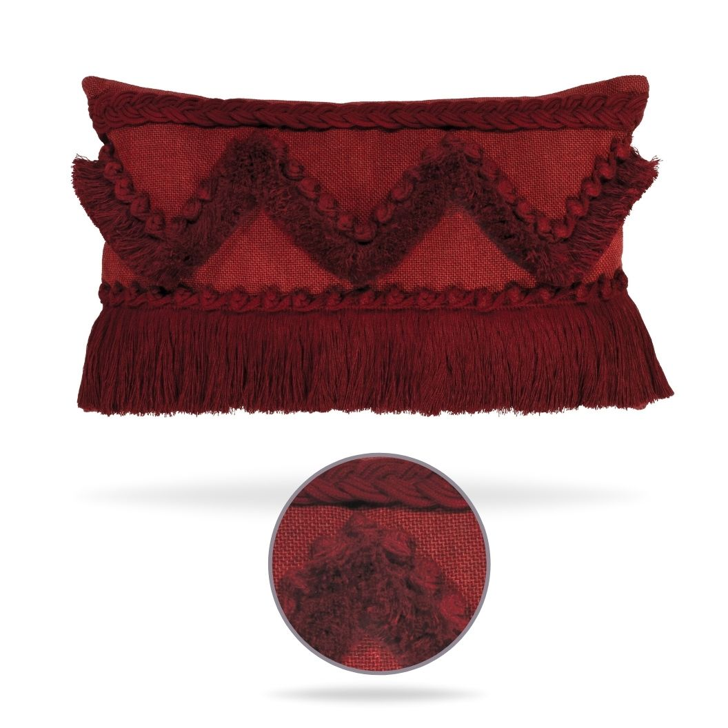 23k3-front bordeaux lumbar pillow