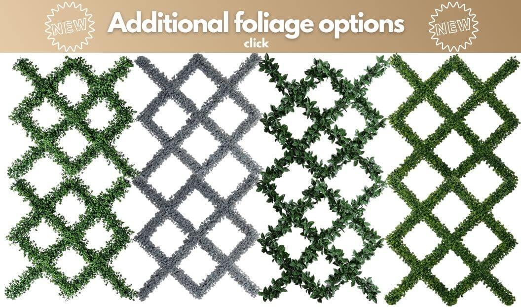 additional-foliage-options-enduraleaf trellis espalier diamond