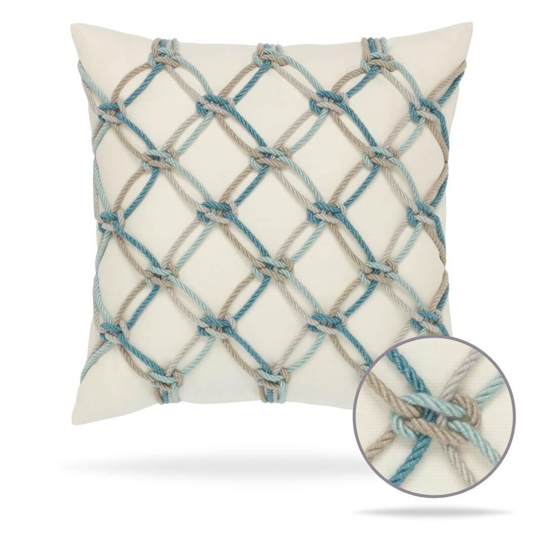 aqua-rope-pillow-8n2 Pillow front