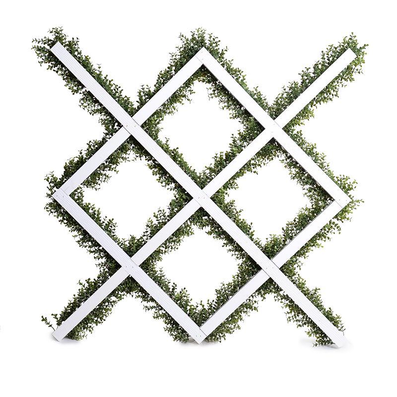 artificial-boxwood-lattice