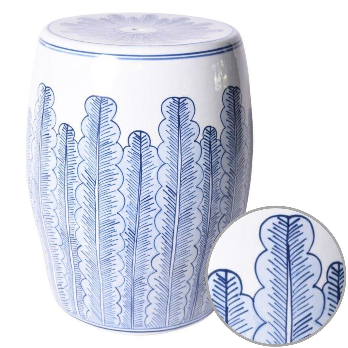 blue-and-white-porcelain-banana-leaf-garden-stool