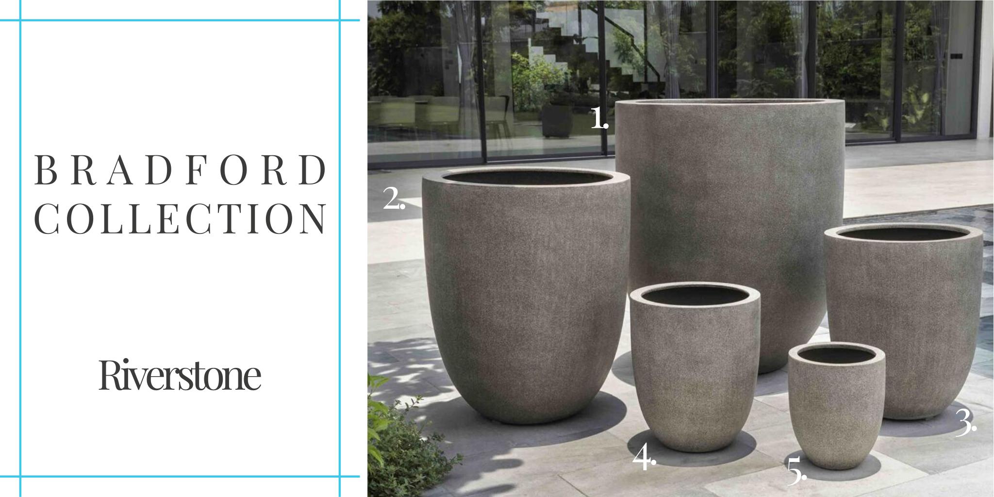 bradford-collection-riverstone planters campania