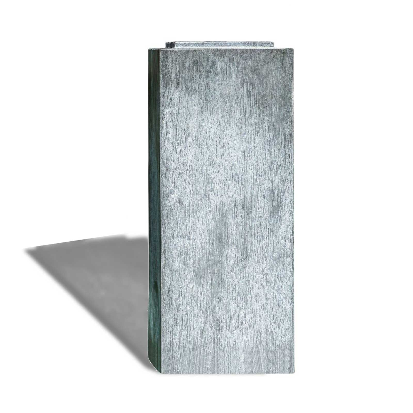 campania-zinc-column pedestal