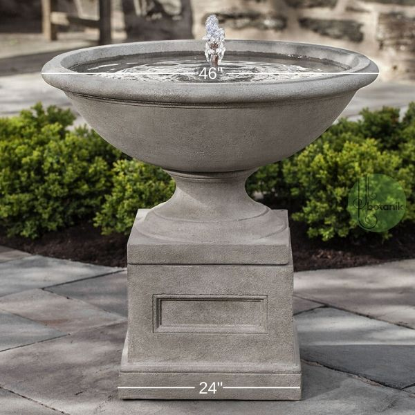 condotti-fountain-dimensions