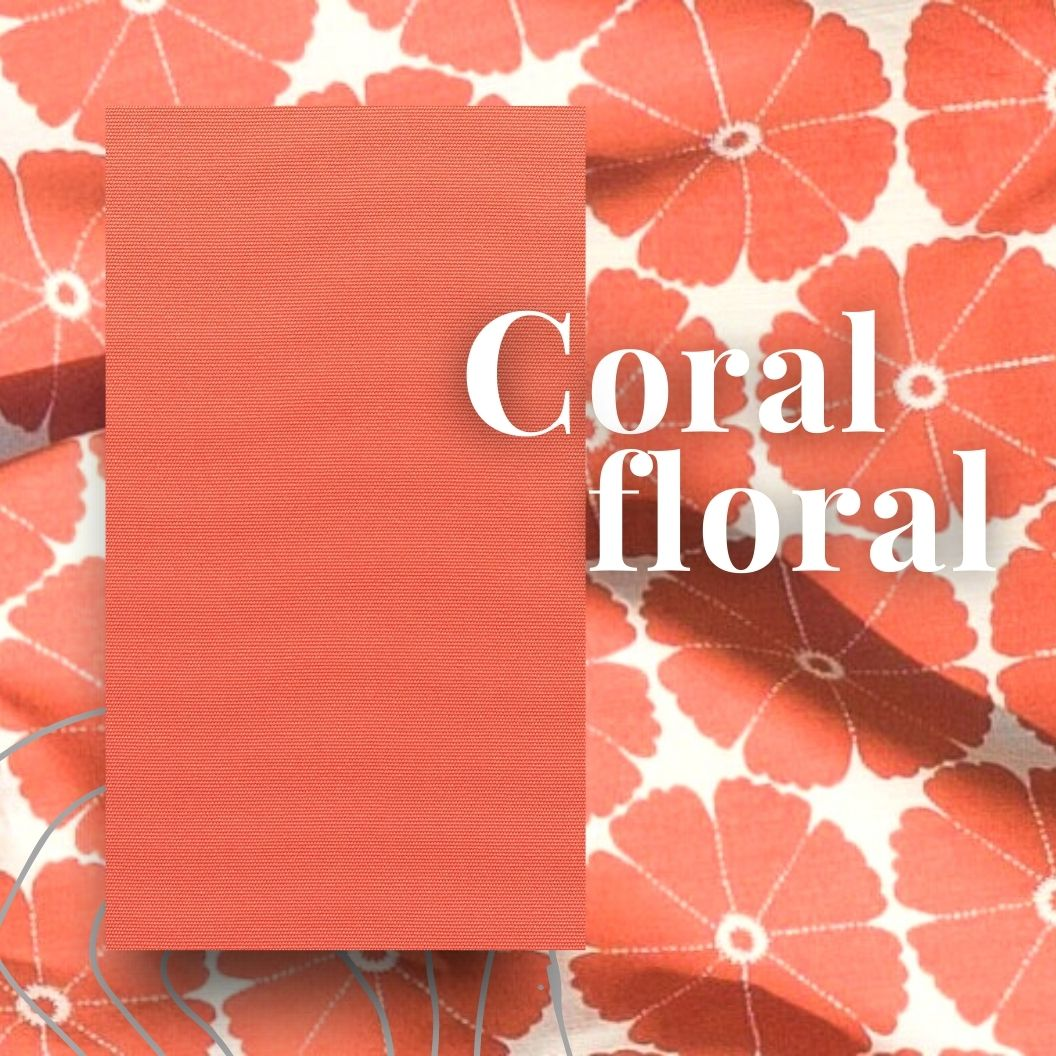 coral-floral-fabric-float sunbrella