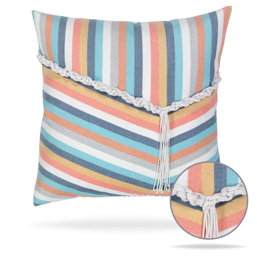Corsica Natural Outdoor Pillow 23S2