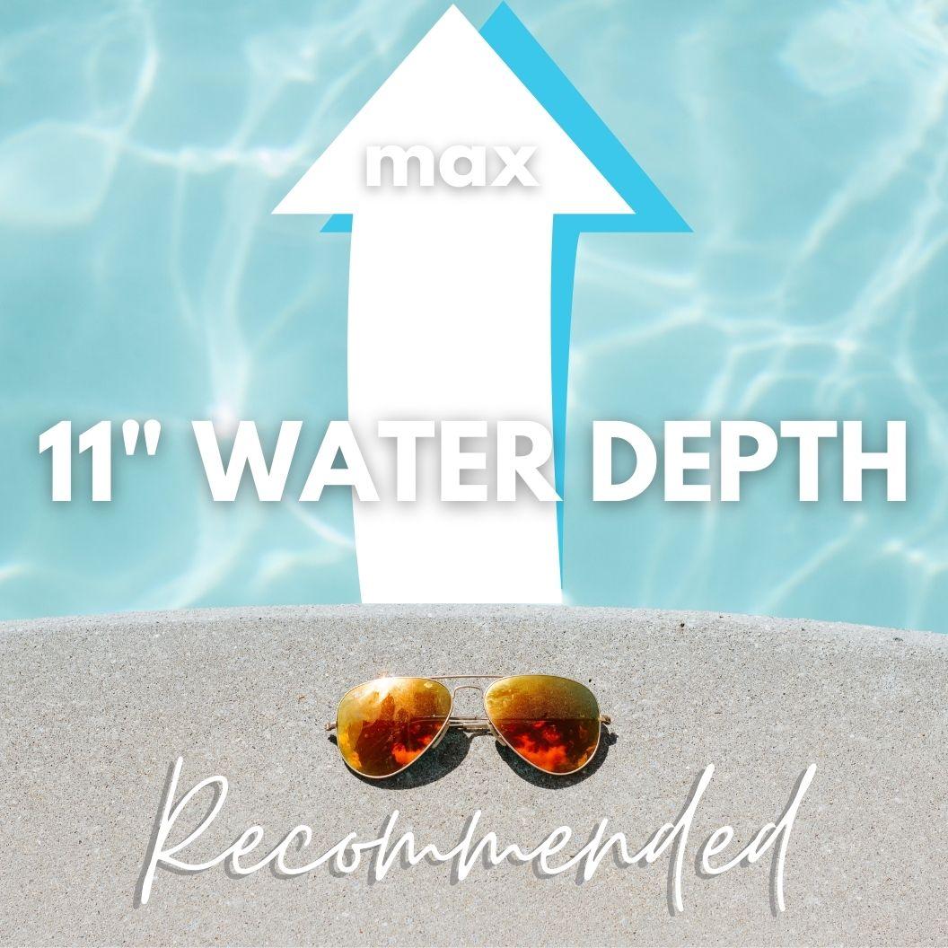 costarondack-maximum water-depth