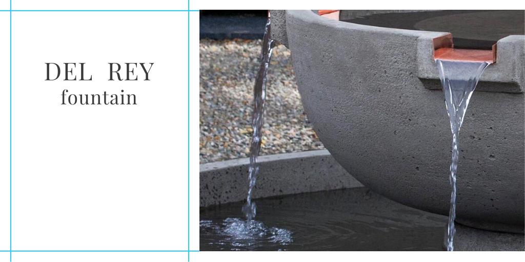 del-rey-campania-cast-stone-fountain
