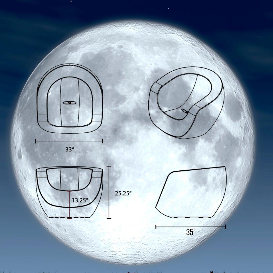 dimensions-moon-chair