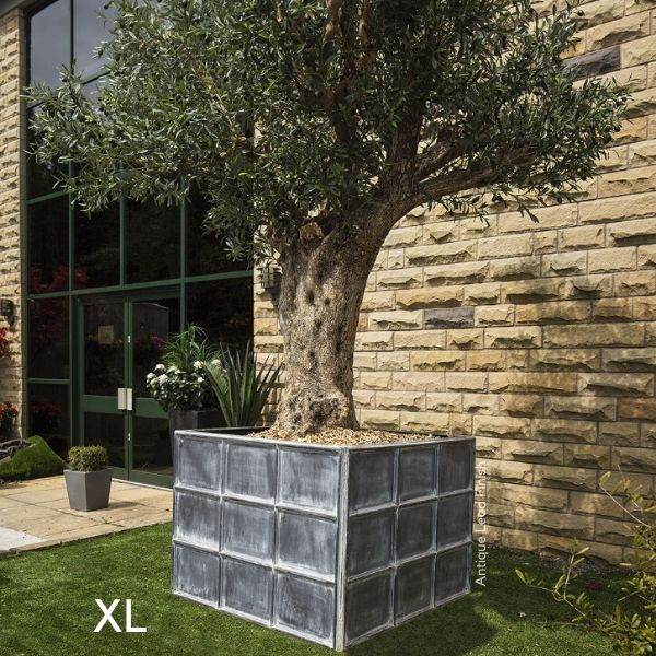 downing-street-xlarge-planter by Capital Garden