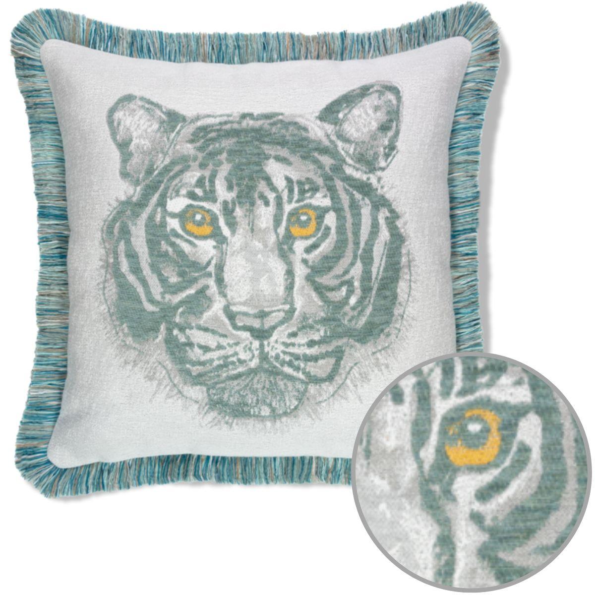 elaine-smith-bengal-mist-pillow-fringed