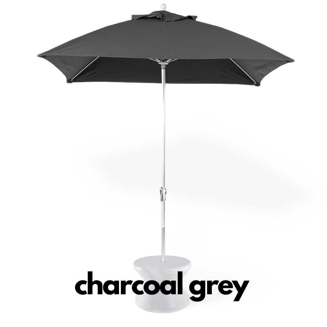 essential-square-umbrella-65-Charcoal Grey