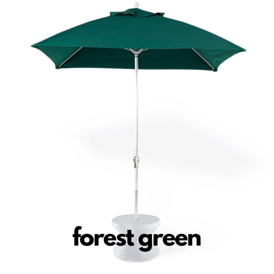 essential-square-umbrella-65-Forest Green