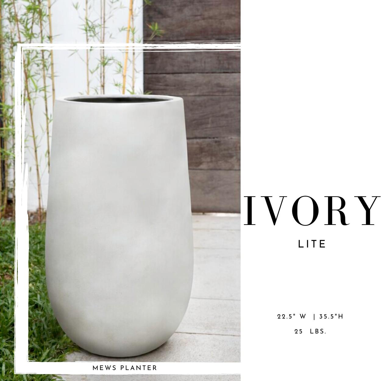 ivory-lite-campania-international-planter
