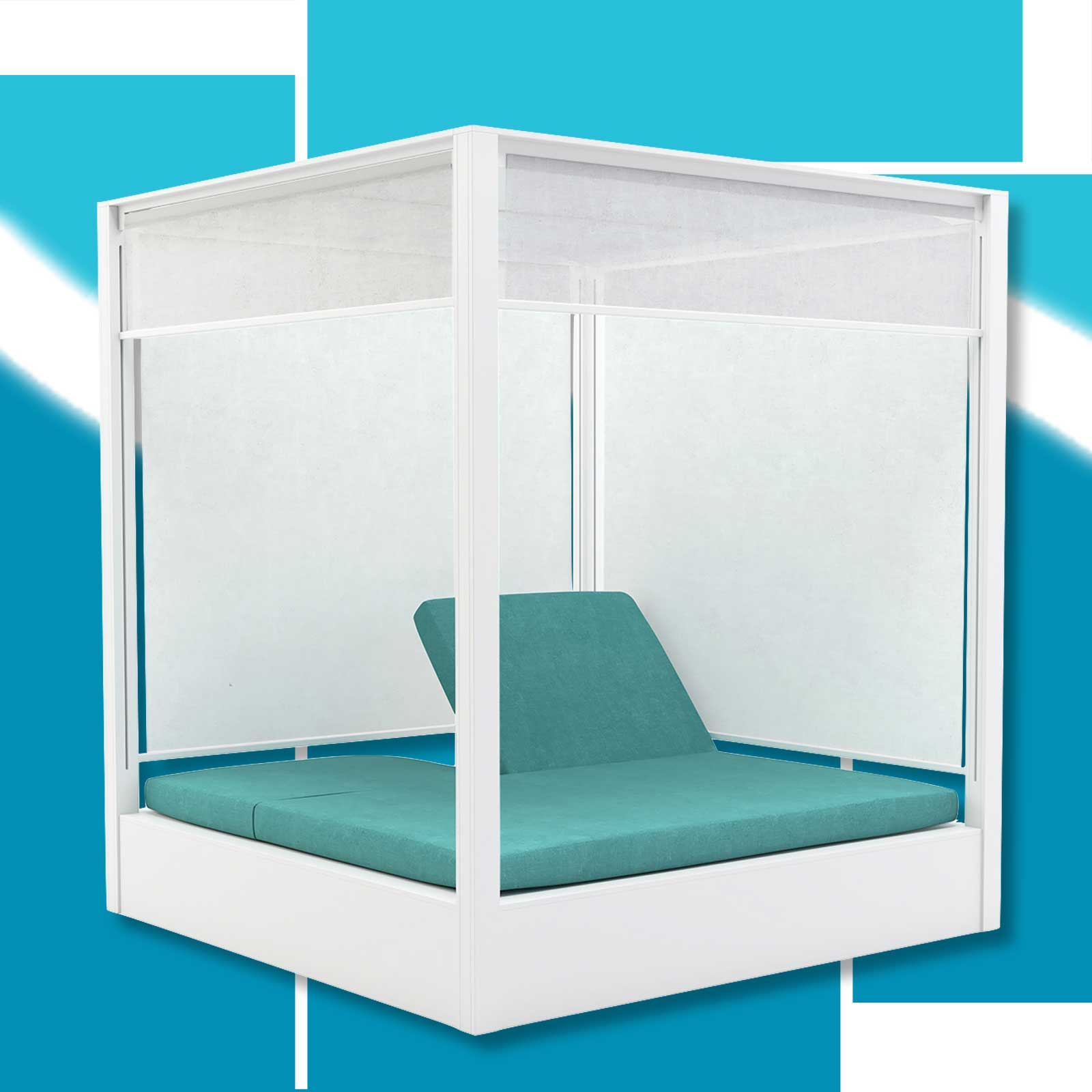 Ledge Lounger Shift Daybed