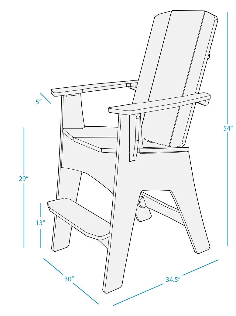 mainstay-adirondack-tall-dimensions